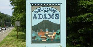 Discover Adams